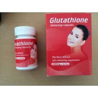 China 2015 Skin Whitening Glutathione Dietary Supplements Capsules OEM Private Label on sale