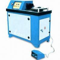 China Metal Craft Hydraulic Bending Machine, Suitable for Furnishing Industry on sale