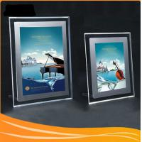 Quality Professional Export Custom Acrylic Plastic Photo Frame for sale