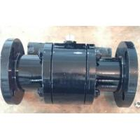China 3pc F316 F304 A105 Forged Ball Valve with Class 800 1500 2500 LB on sale