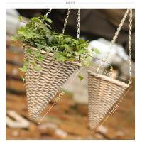 Best Decorative hanging basket Willow basket rattan basket wholesale