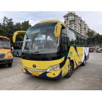 Quality 2013 Year Used Yutong Buses Zk6888 Model 39 Seats Diesel Engine CCC Passed for sale