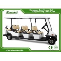 Quality Electric Powered 8 Seater  Electric Golf Buggy Golf Cart CE Approved for sale