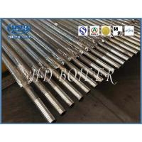 China Heat Exchange Boiler Water Wall Panels For Power Station , Painted Carbon Steel for sale