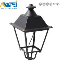 Quality Aluminium Material LED Garden Light Fixtures CE Approved For Urban Slow Lane for sale