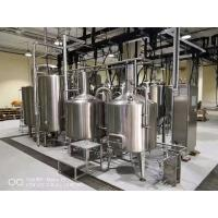 Quality 20BBL beer brewery equipment Europe market with UL/CE certification for sale