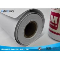 Quality Wide Format Paper Rolls Inkjet Premium Matte Coated Paper Water Resistance for sale