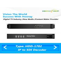 Best Multi-functional  Digital TV Encoder and Decoder with Two ASI&IP input and two SDI&ASI Ouput wholesale