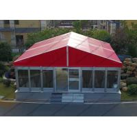 Quality Glasswalls Wedding Event Marquees Tents With Luxury Decorations for sale