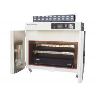 China Tape Retention Adhesion Testing Machine / High Temperature Oven With 30 Sets Weight on sale