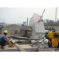 Colored Hydraulic Cement : Hydraulic concrete saw images of
