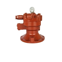 Quality Belparts Kawasaki Swing Motor Without Gearbox M2X63 R110 Hydraulic Excavator Parts for sale