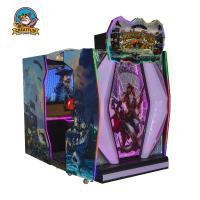 Quality Indoor Redemption Shooting Game Machine For Boys Or Adults Play Luxury for sale