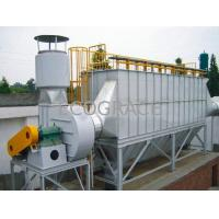 China Furniture Plant Dust Extraction System Dust Collectors For Woodworking on sale