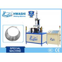 Buy cheap Multiple Head Automatic Welding Machine , Grilled Chicken Furnace Dc Spot Welder from wholesalers
