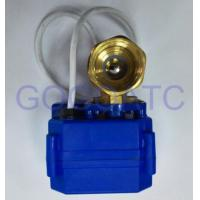 SS304 or Brass Motorized Electric Ball Valve