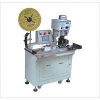 Quality Semi - Automatic Cable Crimping Machine 220V Flat Ribbon 780x440x1300 Mm for sale