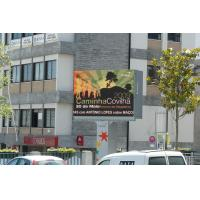 Quality CREE or Silan LED chips full color outdoor advertising led display Pixel Pitch 10mm for sale