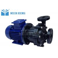 Quality High Temperature Magnetic Drive Chemical Pump , Sealless Magnetic Coupling Pump for sale