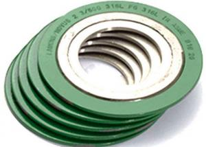 Quality Asme B16 20 C276 Monel Inconel 825 Ss Spiral Wound Gasket High Temperature for sale
