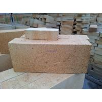 Quality Refractory Fire Clay Brick , Insulating Firebrick Kiln Bricks SK32 SK34 SK36 for sale