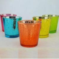 Best Trade Assurance Glass candle holder /Christmas candle holder/ glass candlestick/ Tea Light holder wholesale