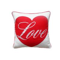Quality Oversized Seat Letter Throw Pillows Heart-Shaped / Cotton Throw Pillows for sale