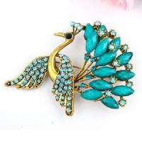Buy cheap Fashion Alloy Brooch (BH-072) from wholesalers