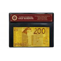 Best COA 24k Gold Banknote wholesale