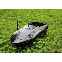 Quality DEVICT bait boat DEVC-110 black ABS / plastic type  rc fishing boat for sale