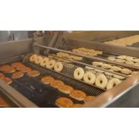 Quality High Automation Donut Production Line with Modular Dough Sheeting System for sale