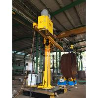 Quality Automatic Column And Boom Welding Manipulators With Self Align Rotator for sale