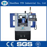 Quality CNC Router CNC Engraving Machine for 2.5D Mobile Glass for sale