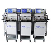 China Electrical Fan Motor Testing Machine , AC Hipot Test Equipment Clear Interface on sale