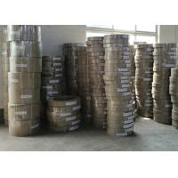 China Winch Tractor Blender Brake Roll Lining , Non Asbestos Brake Lining Material on sale