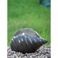 Best Shell Shape Cast Stone Fountains For Home Decoration Weather Resistant wholesale
