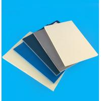 Quality Wall High Density PVC Board Sheets Anti - Aging For Outdoor Decoration for sale