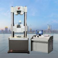 Quality WAW 600D Computerized Hydraulic Universal Testing Machine Tensile Testing Machine Capacity 600KN UTM for sale