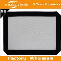 China Wholesale Non-sticking baking mat cake pad with FDA//LFGB approval on sale