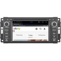 Quality Commander Jeep DVD Player 2008+ Bluetooth Music With High Resolution Screen for sale