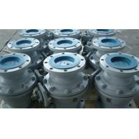 Quality CAST STEEL FLOATING BALL VALVE (FB1/FB2) for sale