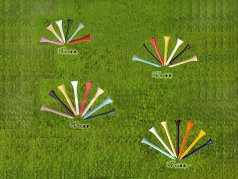 Buy Chemicals Arts&Crafts>>Golf Tees>>DTE001 at wholesale prices