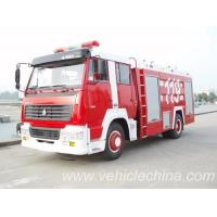 Quality Fire fighting truck ZZ1192L4610 for sale