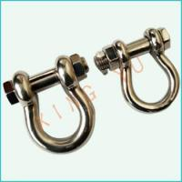 Quality :The stainless steel US bow insurance unscrews for sale