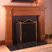 China Fabulous Fireplace Surround Woodworking Plan[409515] on sale