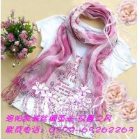 China Pure Silk Scarf on sale