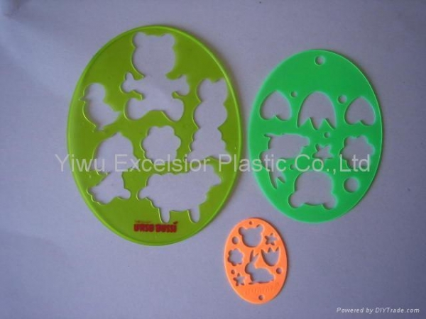 Buy plastic drawing stencil at wholesale prices