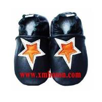 China YS2046 Baby Leather Shoes - Star on sale