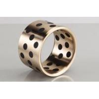 JDB-20 high hardness special brass alloy based solid lubricant bushes