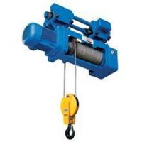 Quality Hook-Suspension Type Hoist(21Rope Reeving) for sale